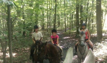 Trail Ride Jacobsburg